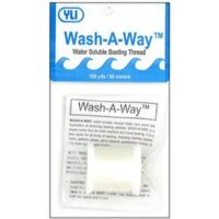 Wash away threads