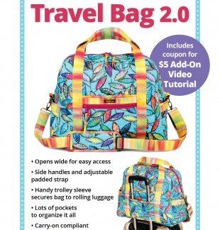 Ultimate Travel Bag 2.0 front-310×480
